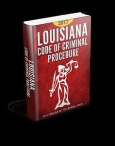 Louisiana Code of Criminal Procedure