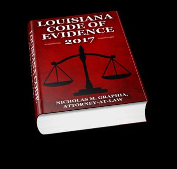 Louisiana Code of Evidence